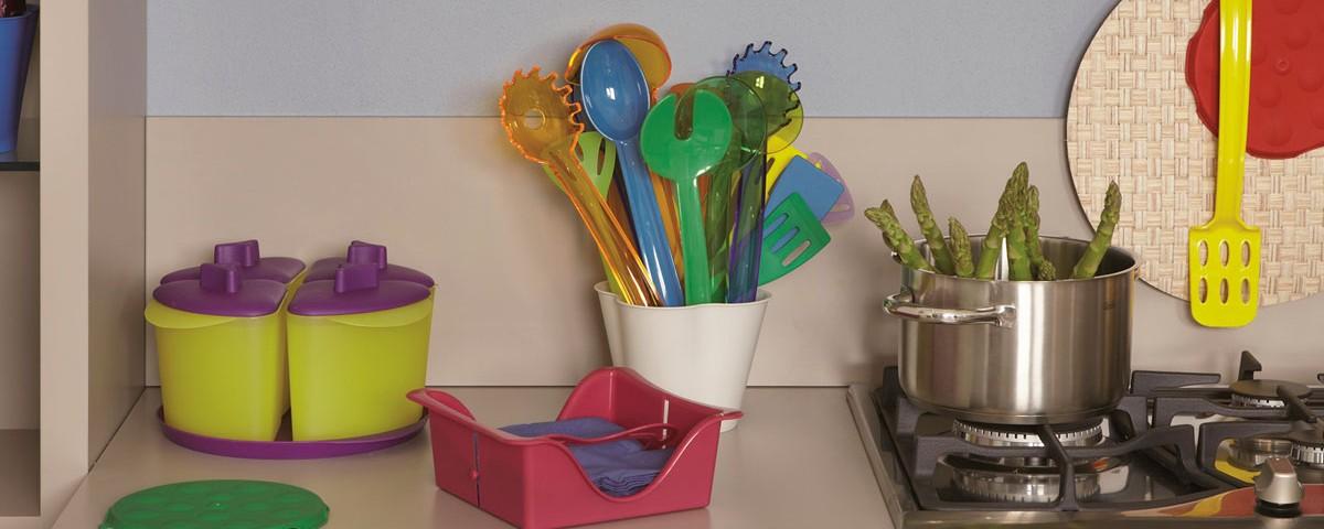 Prodotti per la casa in materiale plastico Made in Italy.